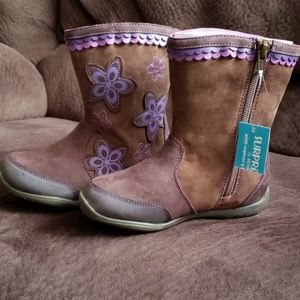 NBW girls ankle boots